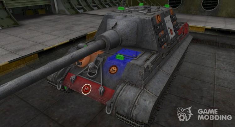 Качественный скин для Jagdtiger