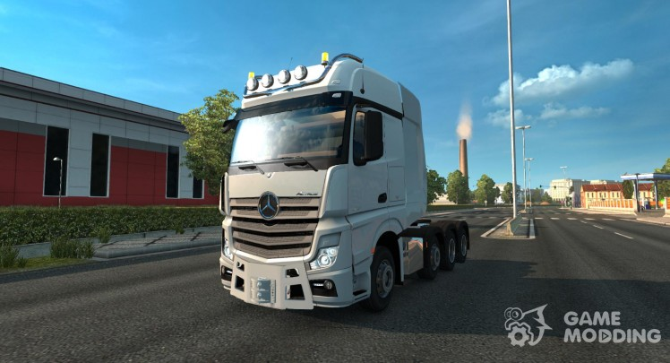 Mercedes MP4 4163 SLT Upgrade