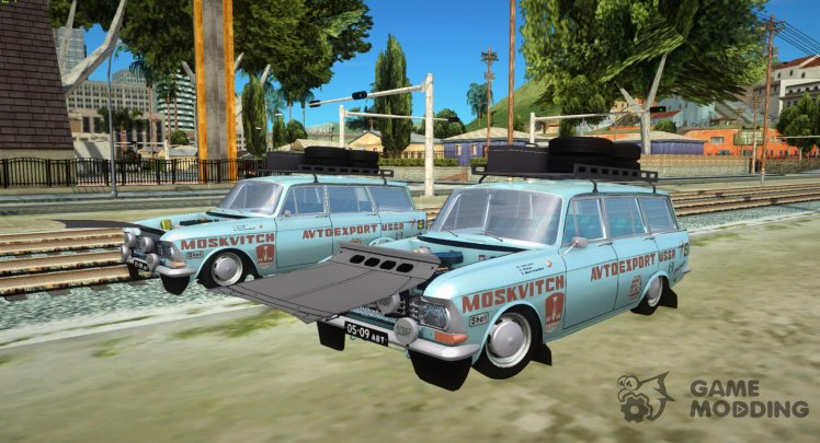 Moskvich 427 Rally