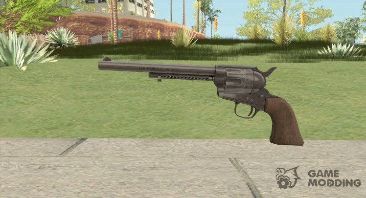 Colt SAA Peacemaker