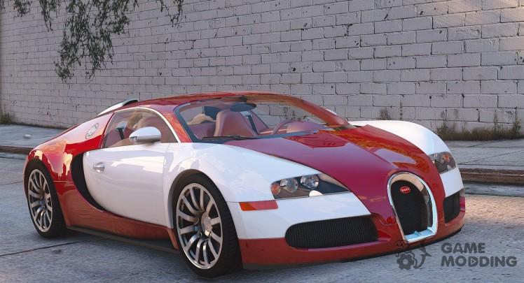 Bugatti Veyron 2009 1.1