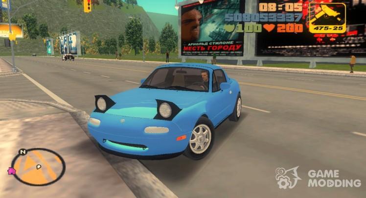 Mazda Miata 1994
