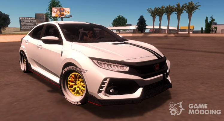 2017 Honda Civic Type R v2.1