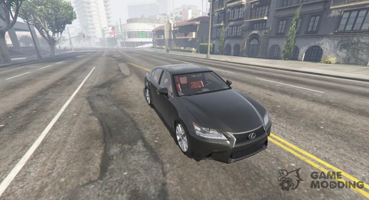 Lexus GS 350 0.1