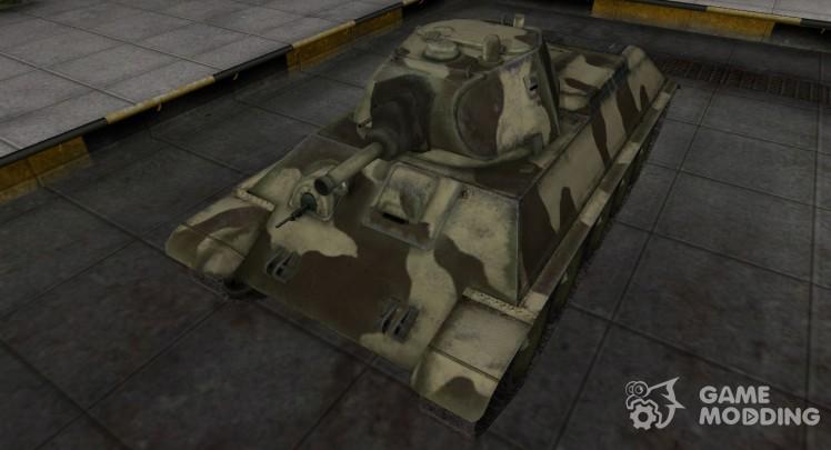 Пустынный скин для А-32