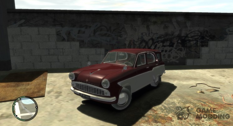 Moskvich 423