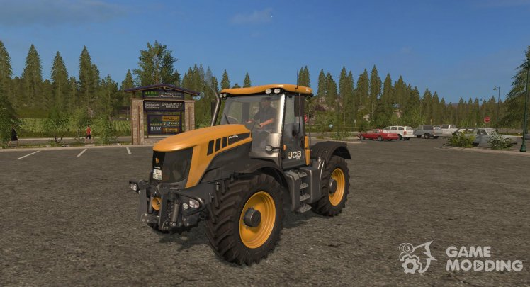 JCB Fastrac 3000 Xtra version 1.0.0.0