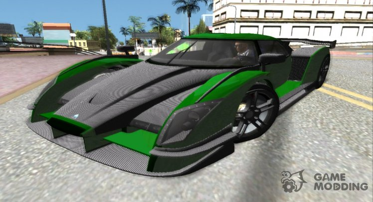 GTA V Overflod Autarch Carbon