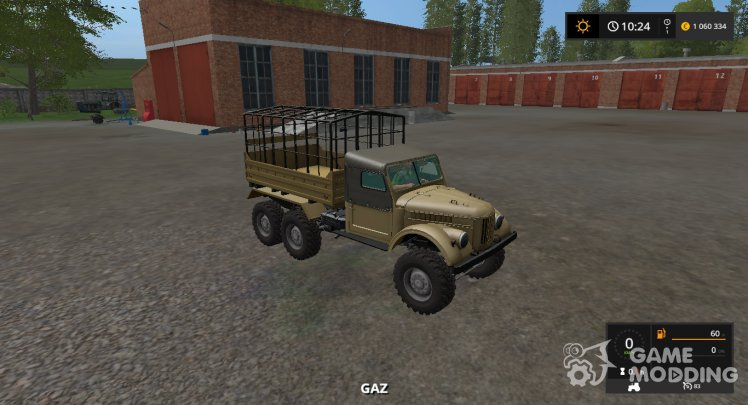 GAZ-69 6x6 version 1.0.0.0