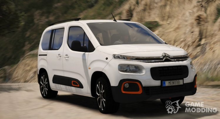 2019 Citroen Berlingo