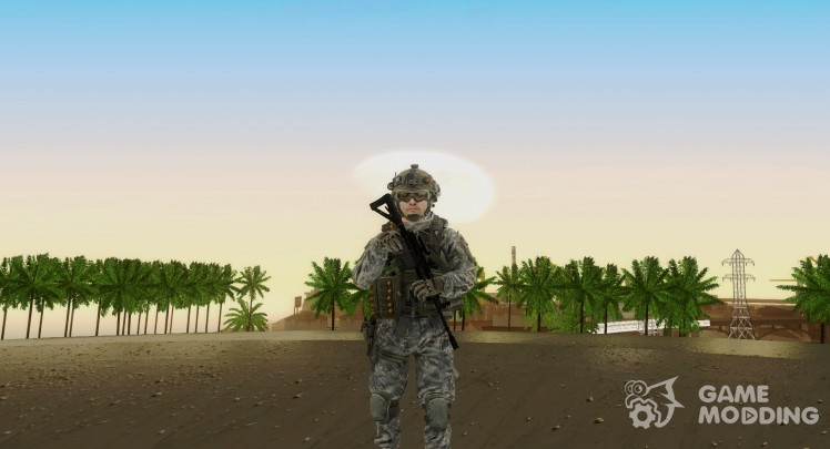 Ranger (CoD MW2) v4
