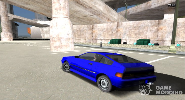 Cars Physics GTA IV Test 1