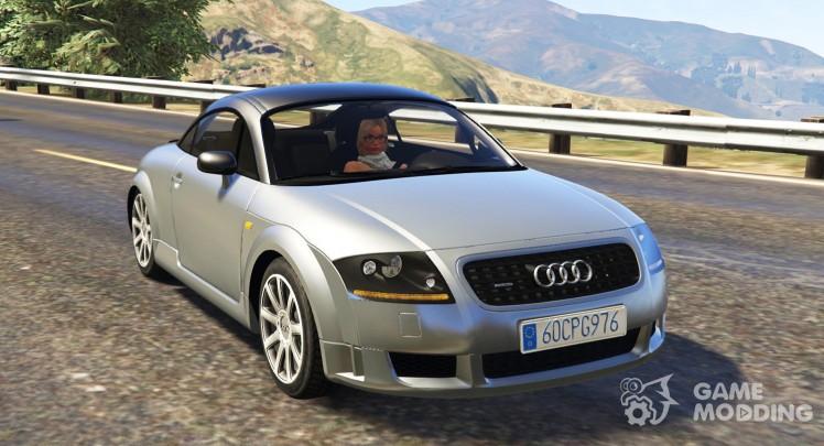Audi TT Mk1 1.11