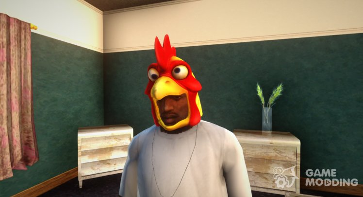 Mask chicken