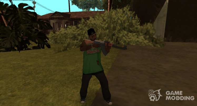 The story of Vince Jefferson 1 - Life in Grove Street