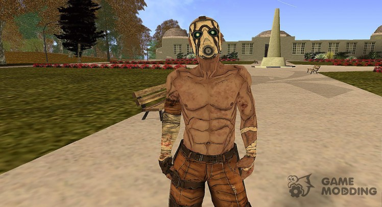 Psycho Bandit (Borderlands 2)