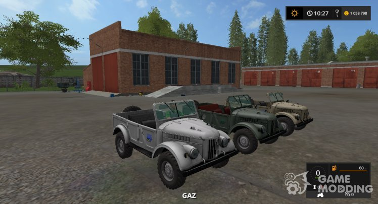 GAZ-69 version 3.0