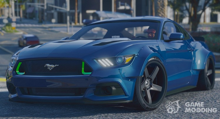 Ford Mustang 4.0 HPE750 2015 for GTA 5