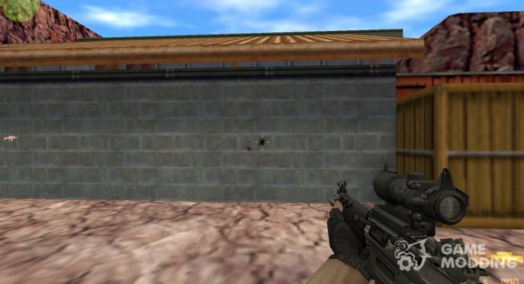 SG556 on Valve Anims