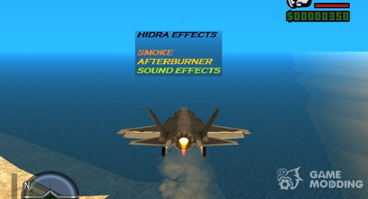 Reloaded Hidra Effects
