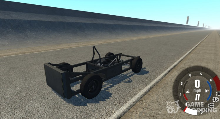 Nardelli Crash Test Cart for BeamNG.Drive
