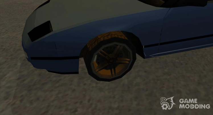 Wheels from NFS Underground 2 SA Style