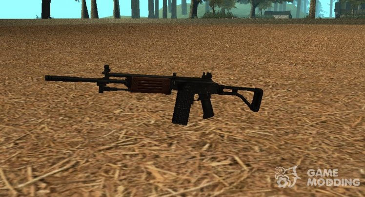 Galil 308 Assault Rifle