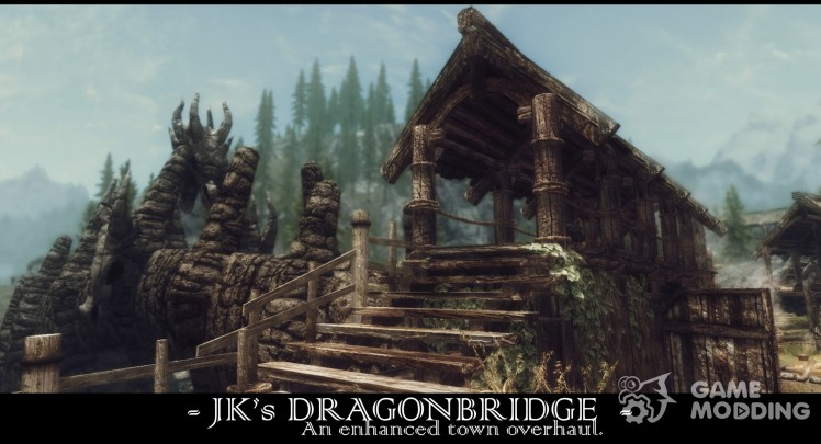 JK's Dagonbridge - Dragon bridge from JK 1.1