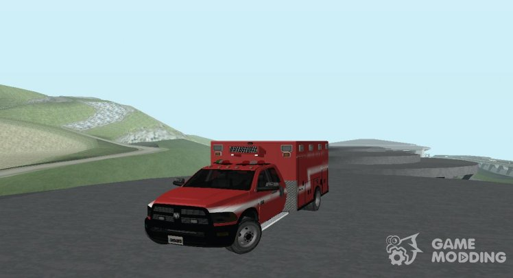 Dodge Ram 1500 Ambulance