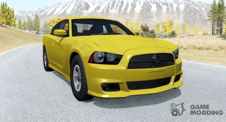Dodge Charger SRT8 (LD) 2012