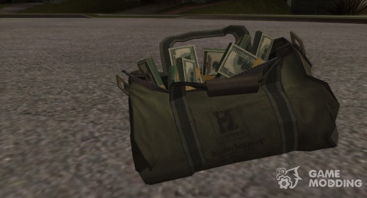 HD Money Bags