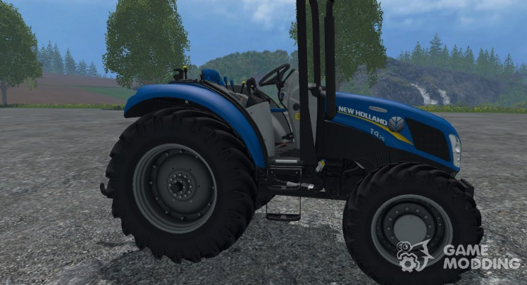 New Holland T4.75 Садовая Версия 3.0