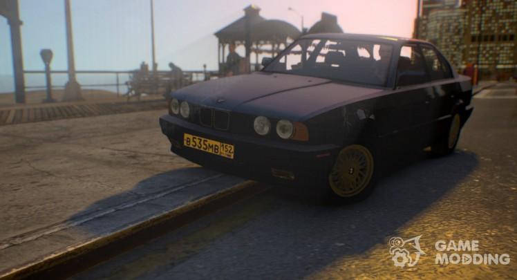 BMW 535i E34 v2