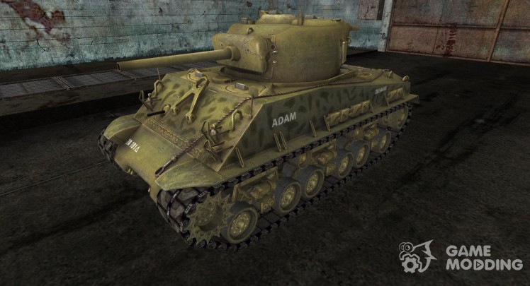 M4A3 Sherman from jasta07