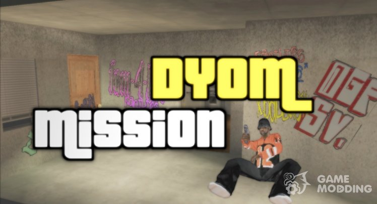DYOM Mission Jason's Adventure