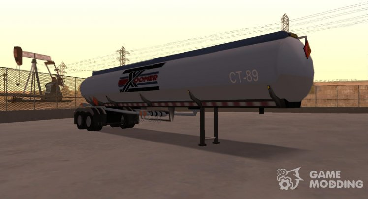 New Petrol Trailer