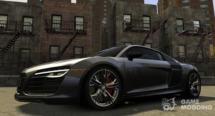 Audi R8 competition 2015 [EPM]