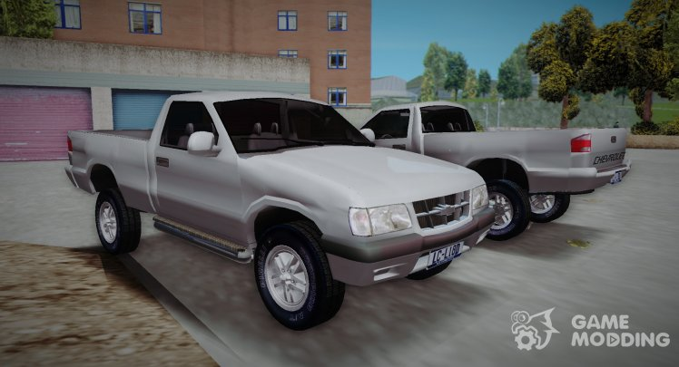 Chevrolet S-10 Cabine Simples 1994