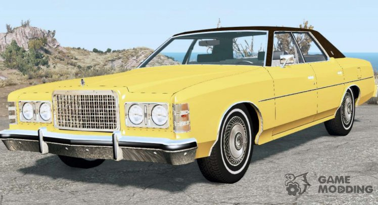 Ford LTD Brougham Sedan (NA) 1975