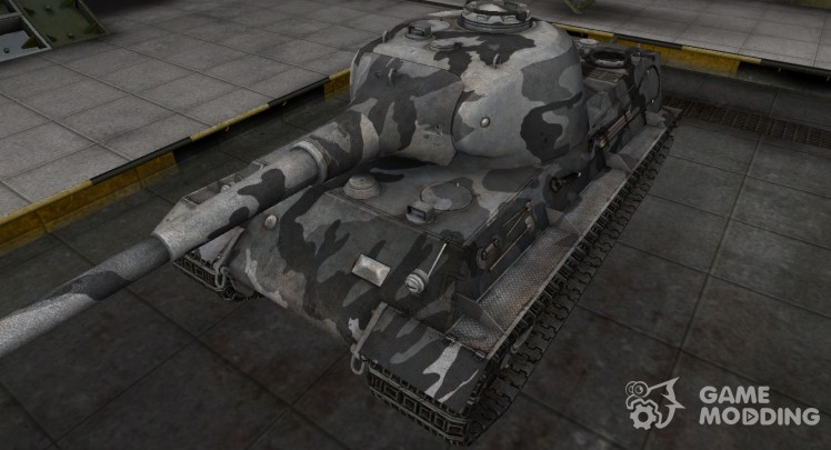 Шкурка для немецкого танка Löwe