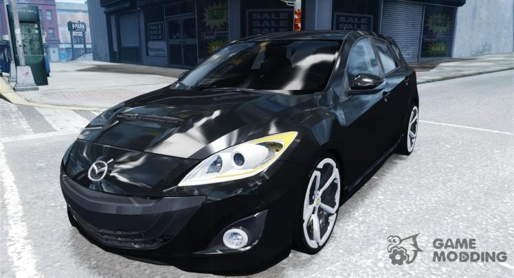 Mazda MPS 3 2010