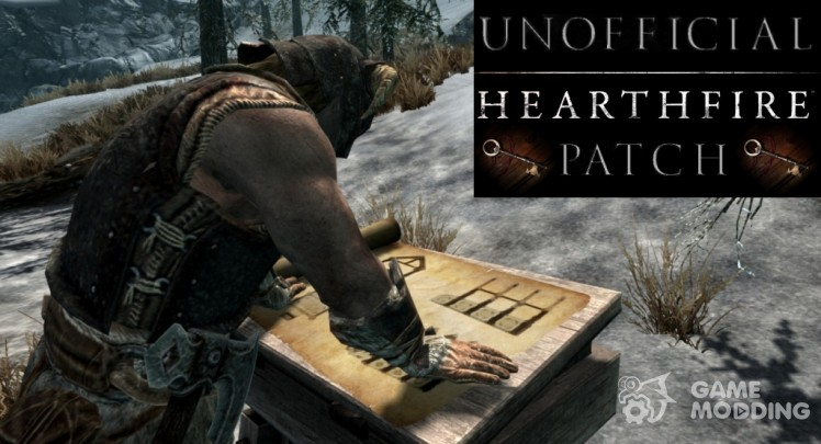 Unofficial Hearthfire Patch 2.0.9