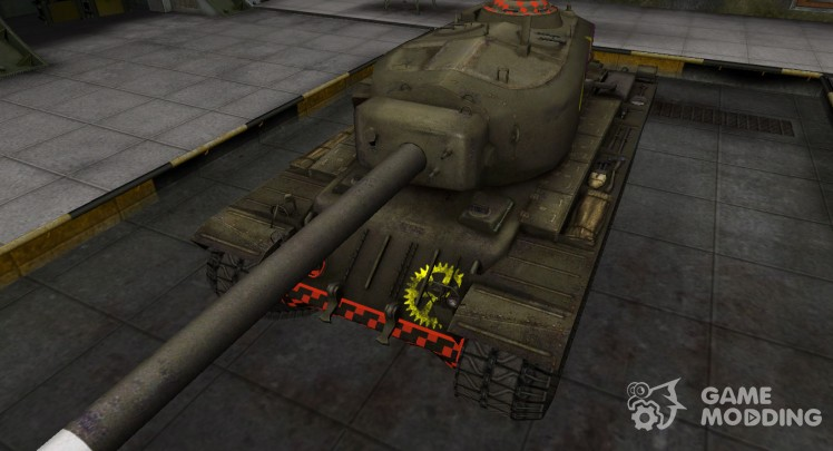 Quality of breaking through for T34