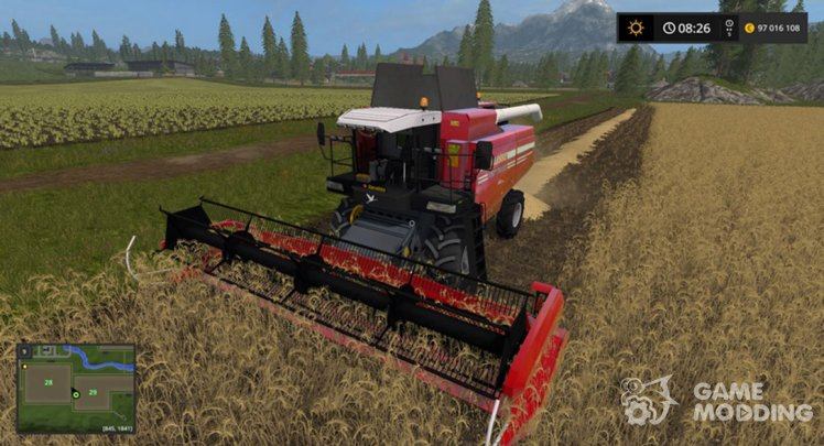 Palesse GS12A1 for Farming Simulator 2017