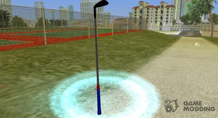 Putter golf course