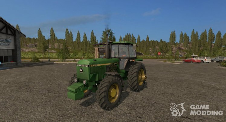 John Deere 4755 version 2.0