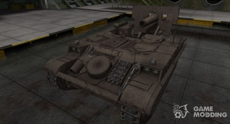 Veiled French AMX 13 F3 skin AM
