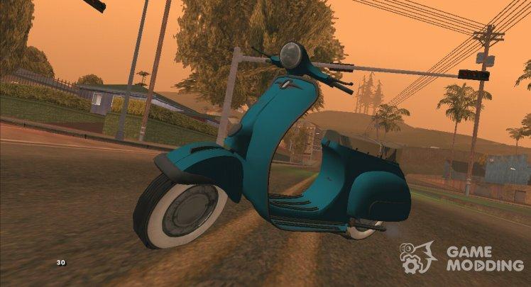 Faggio for GTA San Andreas