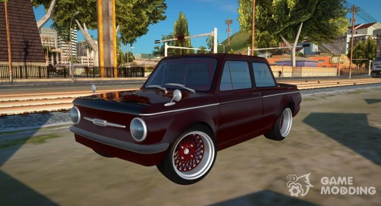ЗАЗ 968 SLRR