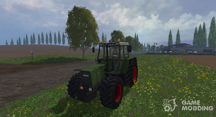 Fendt 611 LSA Turbomatic